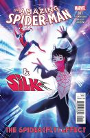 Amazing Spider-Man & Silk: The Spider(Fly) Effect - Issues 1 to 4 - Full Set of 4 Comics